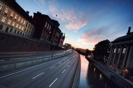 Stockholm's Rush Hour