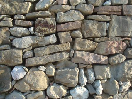 Stone wall patterns