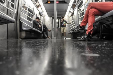 Subway Floor