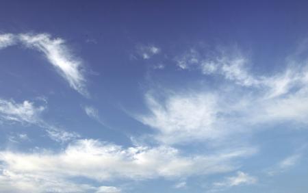 Summer skies