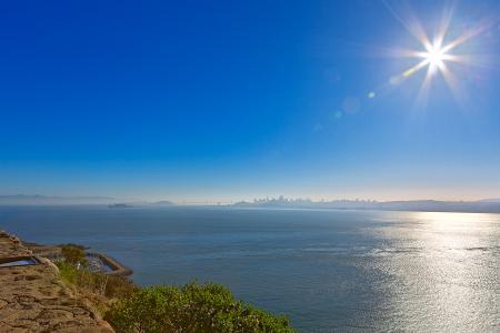 Sunny San Francisco Bay - HDR