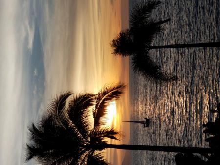 Sunset from Oceana