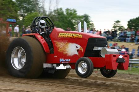 Supernatural Tractor