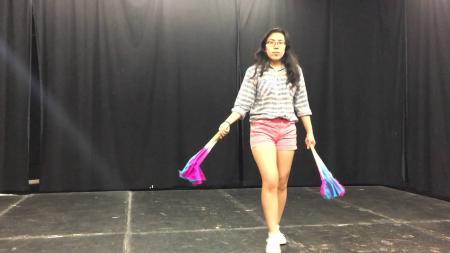 Sweeping Asian Fan