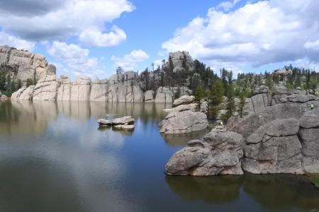 Sylvan Lake - Black Hills