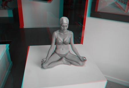 Tangen Art Gallery, San Francisco (3D)