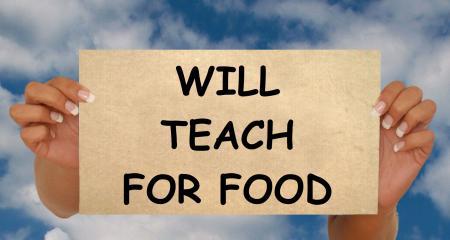 Teach for Food
