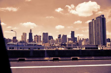 thailand, Bangkok city