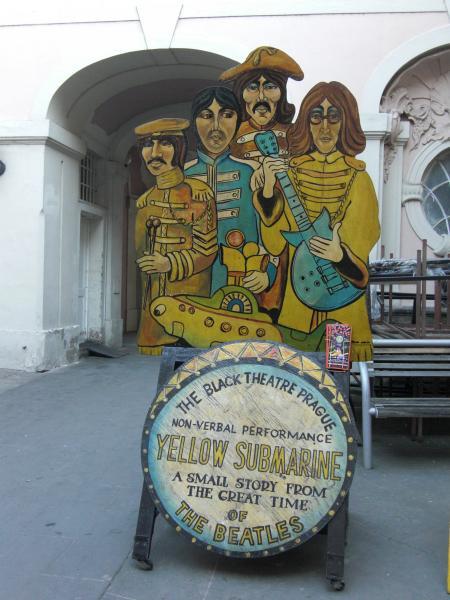 The Beatles Black Theater