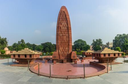 The JallianWala Bagh