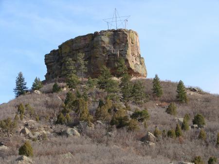 THE ROCK CASTLE
