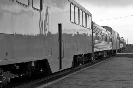 The Train, Boss, The Train!