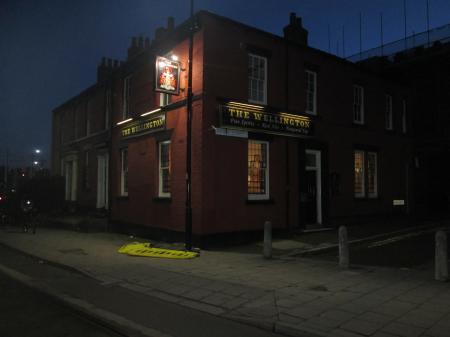 The Wellington, Sheffield