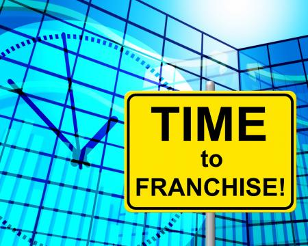 Time To Franchise Means At The Moment And Concession
