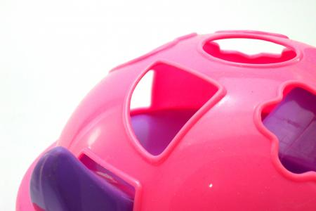 Toy close up
