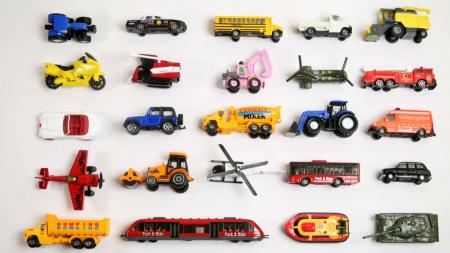 Toy Vehicle Cars