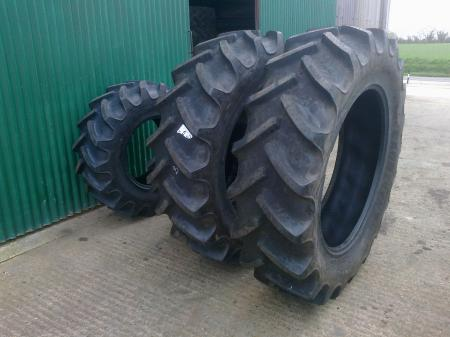 Tractor tyre