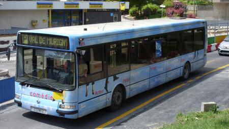 TUR - RVI Agora S n°201 - Ligne P