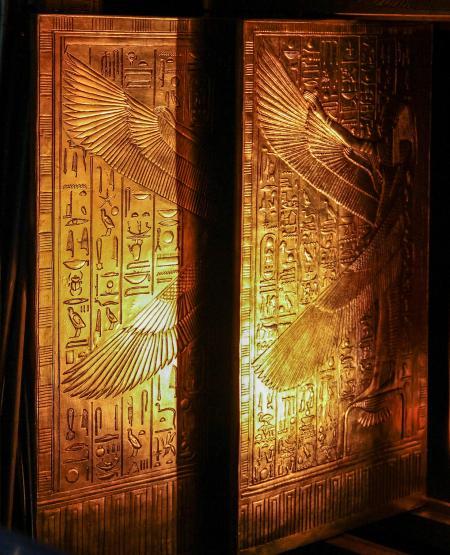 Tutankhamun Doors