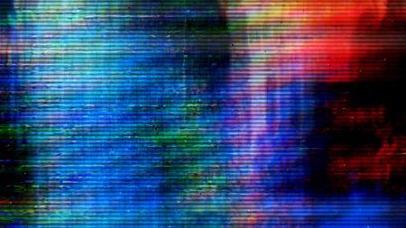 TV screen Texture