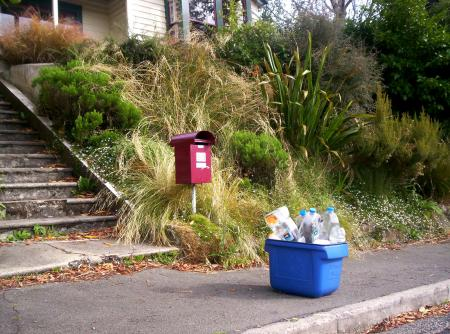 Tweed Recycling and Letterbox