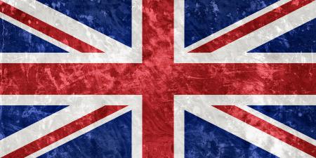 UK Grunge Flag