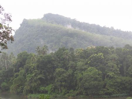 Upcountry Scene in Sri laka