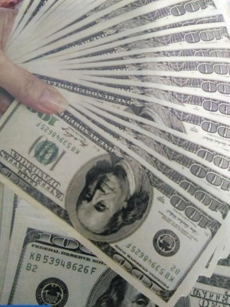 USD Hundred Dollar Bills