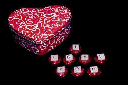 Valentine's Day Gift - I Love You