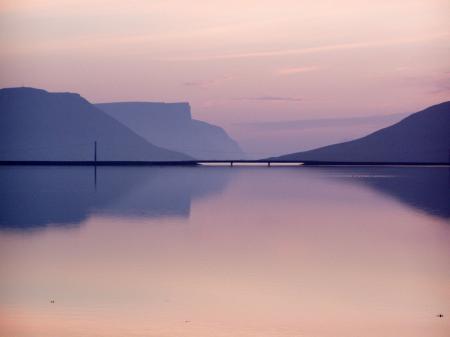 Vestfjords in Iceland