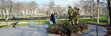 Vietnam Memorial 3