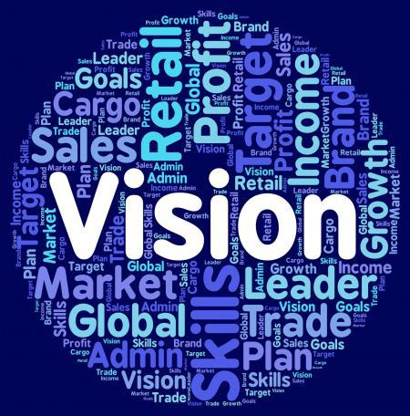 Vision Word Represents Plan Text And Predictions