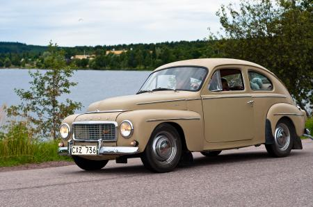 Volvo PV 544 B18 from 1961