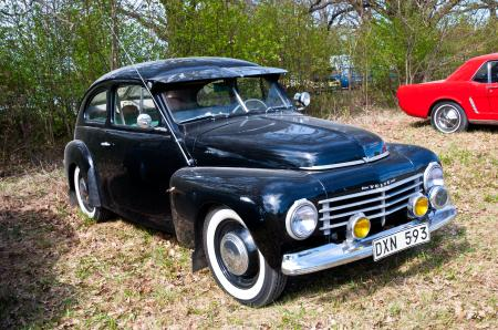 Volvo PV444 from 1947