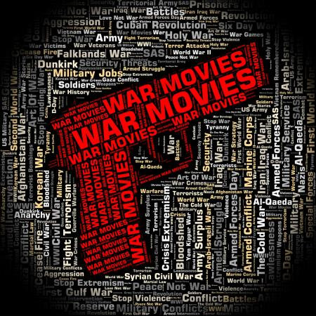 War Movies Represents Military Action And Cinema