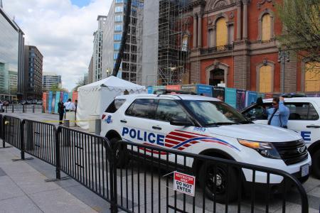 Washington, DC Metro Police Ford Explorer/Utility