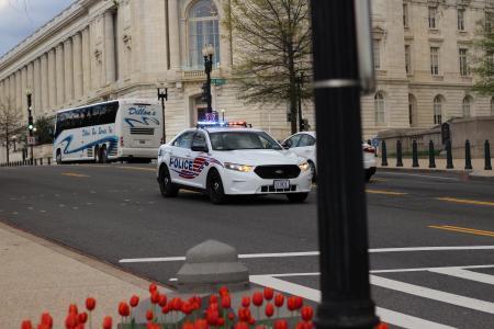Washington, DC Metro Police Ford Taurus/Police Interceptor