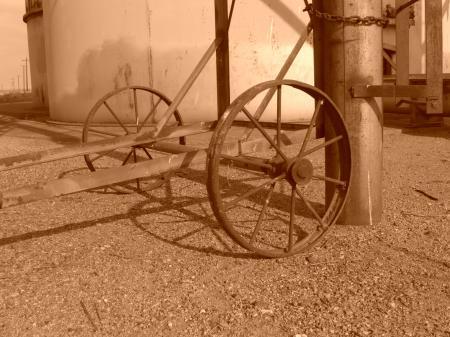 Wheels of Rust