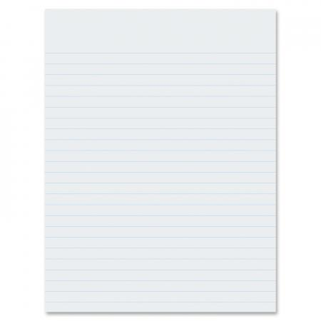 White Ruled Paper