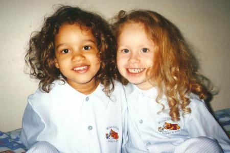 White Twins