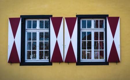 Windows of the House