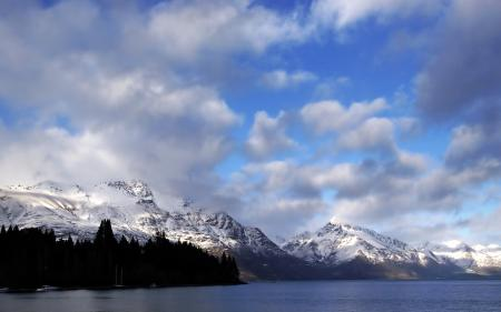 Winter Queenstown NZ.