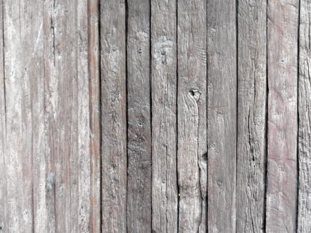 Wood Panel Fence Background