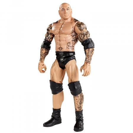 Wrestler toy