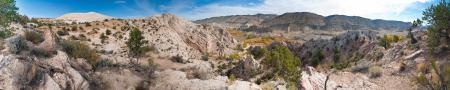 Yellow Rock (panorama)