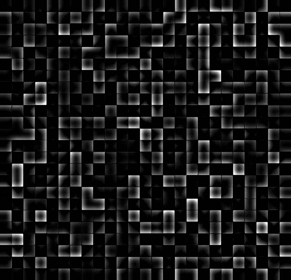 Black and white pixel texture