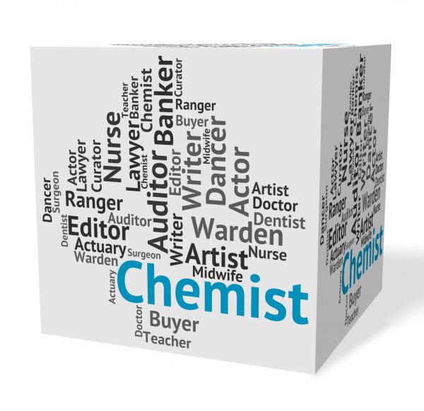 Chemist Job Indicates Lab Technician And Career
