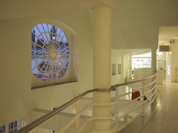 Design Museum in Ghent, Belgium