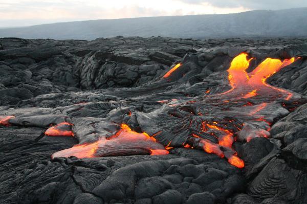 Elemental Lava Trail