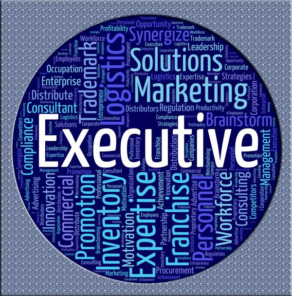 Executive Word Means Director General And Chairwoman
